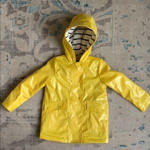 Baby GAP Raincoat with Soft Jersey Lining